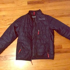 Vineyard vines girls size 12-14 M puffer Coat